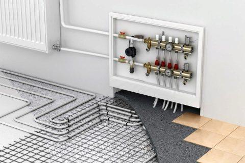 Ассортимент систем отопления